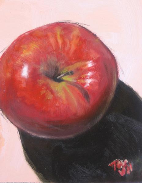 Aerial Apple
