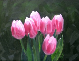 Tulip Buds TracyWall(c)08