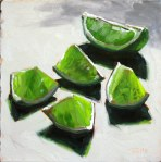 Limes 4 ©2011 Tracy Wall