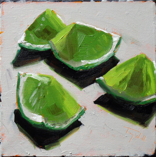 Limes 5 ©2011 Tracy Wall