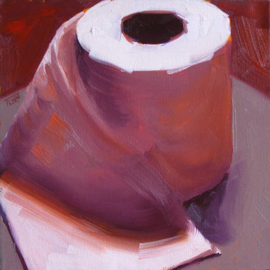 On a Roll 3 ©2011 Tracy Wall