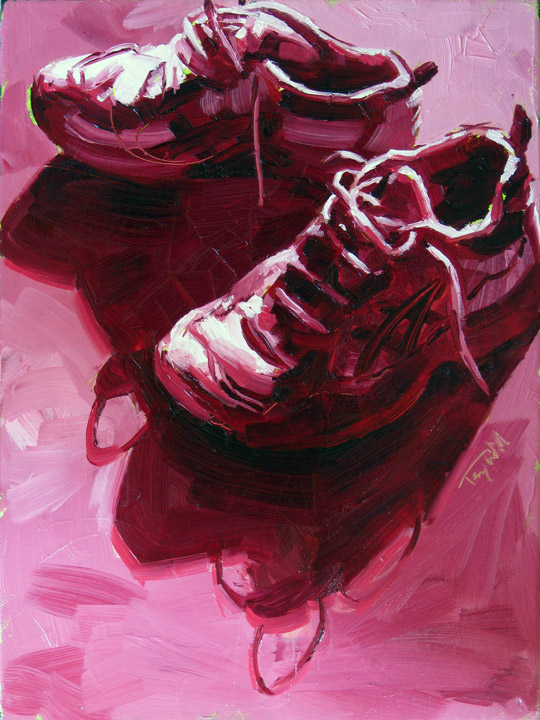 Raced for the Cure 2011 - ©2011 Tracy Wall
