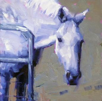 Horse Study #51 ©2012 Tracy Wall