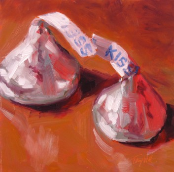 Second Kisses ©2012 Tracy Wall