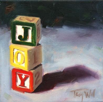 """""""Joy 2012"""", ©2012 Tracy Wall"""