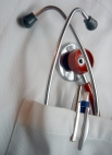 Dr stethescope pocket rgbphoto