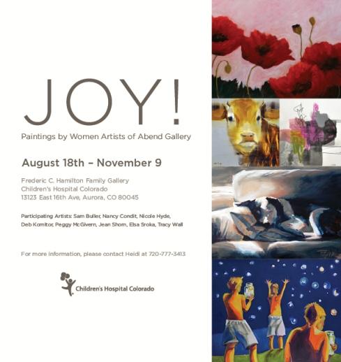 JOY Exhibition Invite to 11-9
