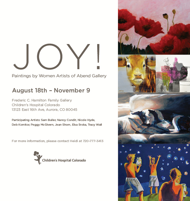 JOY Exhibition Invite to 11-9