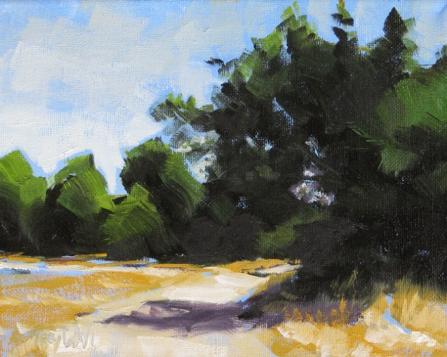 Hidden Trail along the Platte, ©Tracy Wall