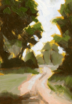 Trail Study #20, ©Tracy Wall